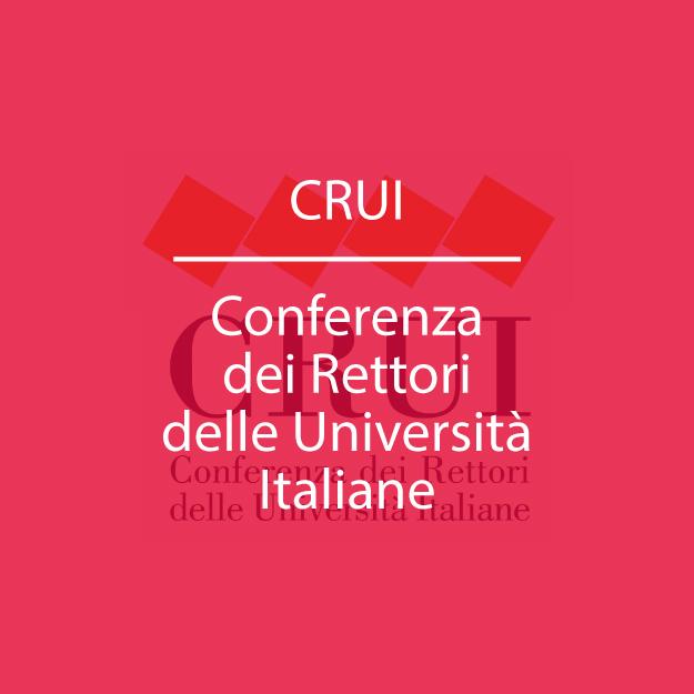 CRUI – Conferenza dei Rettori delle Università Italiane