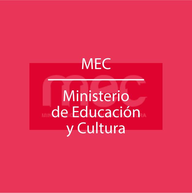 MEC – Ministerio de Educación y Cultura